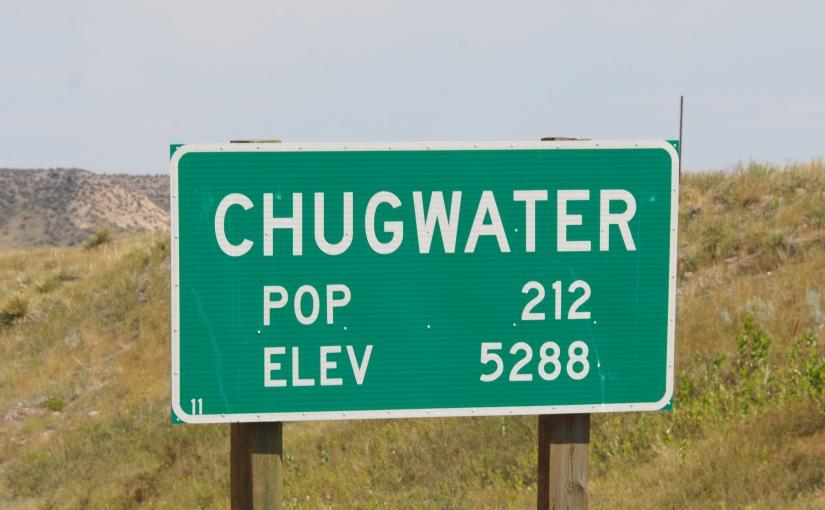 Cheyenne to Wheatland