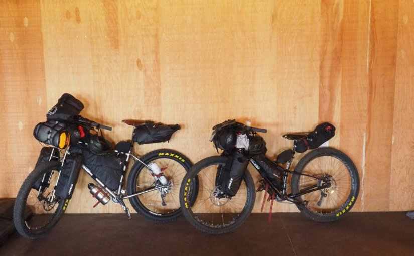 Video: Bikepacking bags setup